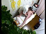 Sala de masajes en Japón con final feliz